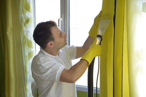 Courtains drapery Cleaning