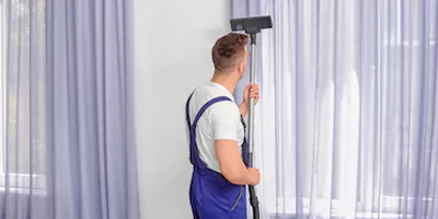 curtains blinds Drapery Cleaning service